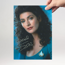 Marina Sirtis 4 - Star Trek The Next Generation Deanna...