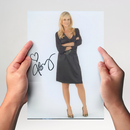 Julie Benz 1 - Defiance, Buffy - Originalautogramm mit...