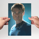 Karl Urban 3 - Star Trek, Judge Dread, LotR -...