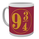 Harry Potter Tasse Gleis 9 3/4