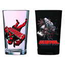 Marvel Deadpool Gläserset