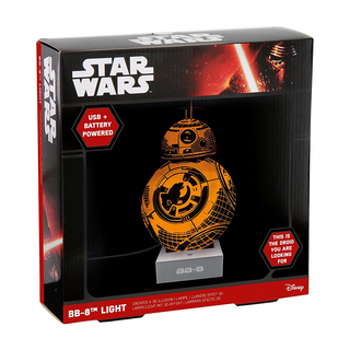 Star Wars Episode VII Leuchte BB-8