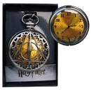 Harry Potter Deathly Hallows Filigree Taschenuhr