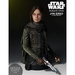 Star Wars Rogue One Jyn Erso Mini Bust Gentle Giant ca.17cm