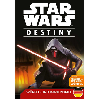 Star Wars: Destiny - Kylo Ren Starter-Set Spiel