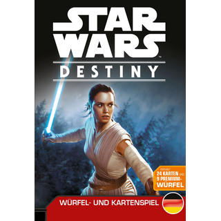 Star Wars: Destiny - Rey Starter-Set Spiel