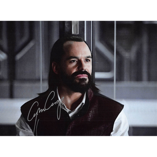 Caspar Crump 2 - Legends of Tomorrow Vandal Savage - Originalautogramm mit Echtheitszertifikat