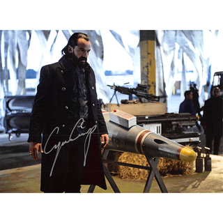 Caspar Crump 3 - Legends of Tomorrow Vandal Savage - Originalautogramm mit Echtheitszertifikat