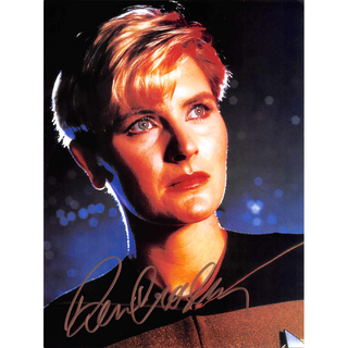 Denise Crosby 1 - Star Trek The Next Generation - Originalautogramm mit Echtheitszertifikat