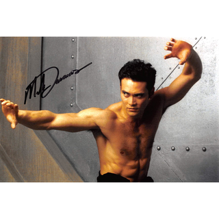 Mark Dacascos 6 - The Crow - Originalautogramm mit Echtheitszertifikat