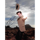 Matt Smith 17, Dr. Who - Originalautogramm mit...