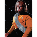 Michael Dorn 3 - Star Trek The Next Generation Worf -...