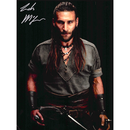 Zach McGowan 1 aus Black Sails - Originalautogramm mit...