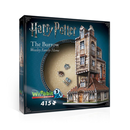 Harry Potter 3D Puzzle Fuchsbau (Haus der Weasleys) 415...