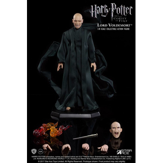 Harry Potter Real Master Series Actionfigur 1/8 Lord Voldemort 23 cm