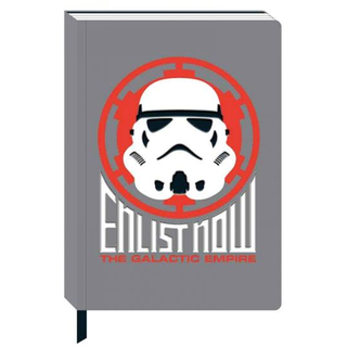 Star Wars A5 Notizbuch Stormtrooper