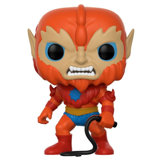 Funko Pop! Masters of the Universe Television Vinyl Figur Beast Man 9 cm