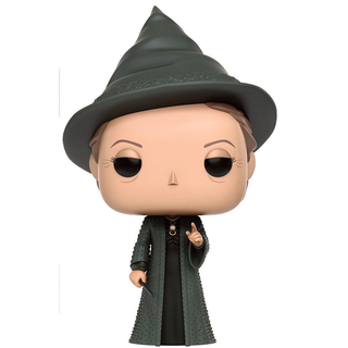 Funko Pop! Harry Potter Movies Vinyl Figur Professor McGonagall 9 cm