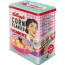 Nostalgic Art Dose Kellogs Corn Flakes