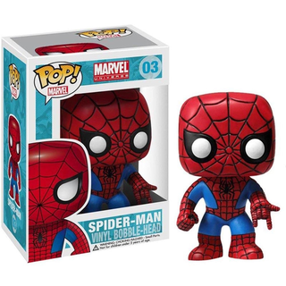 Funko Pop Marvel Spider-Man 03