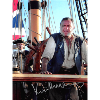 Kevin McNally 2 aus Pirates of the Caribbean - Originalautogramm mit Echtheitszertifikat