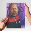 Avery Brooks - Star Trek Deep Space Nine Captain Benjamin...