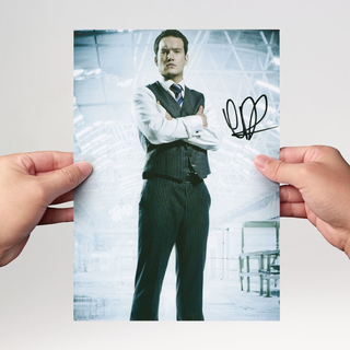 Gareth David-Lloyd 3 - Torchwood Ianto Jones - Originalautogramm mit Echtheitszertifikat