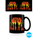 Star Wars Solo Tasse mit Thermoeffekt Sunset