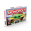 Star Wars The Mandalorian Brettspiel Monopoly The Child...