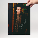 Stephen Furst - Babylon 5 Vir Cotto - Originalautogramm...