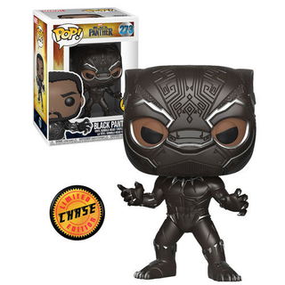 Funko Pop! Marvel Black Panther 273 Limited Edition