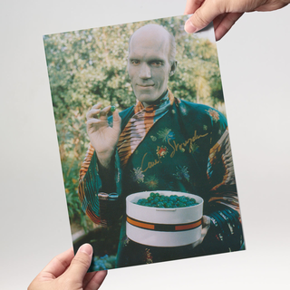 Carel Struycken - Star Trek The Next Generation Mr. Homm - Originalautogramm mit Echtheitszertifikat