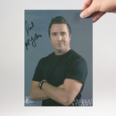 Paul McGillion Stargate Atlantis  - Originalautogramm mit...