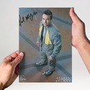 Paul McGillion 2 Stargate Atlantis  - Originalautogramm...