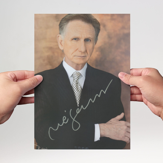 Rene Auberjonois 2 - Boston Legal - Originalautogramm mit Echtheitszertifikat