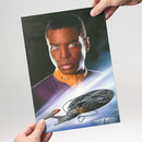 LeVar Burton - Star Trek The Next Generation Geordi La...