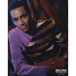 Cirroc Lofton 2 - Star Trek Deep Space Nine Jake Sisko - Originalautogramm mit Echtheitszertifikat