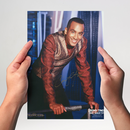 Cirroc Lofton 3 - Star Trek Deep Space Nine Jake Sisko -...