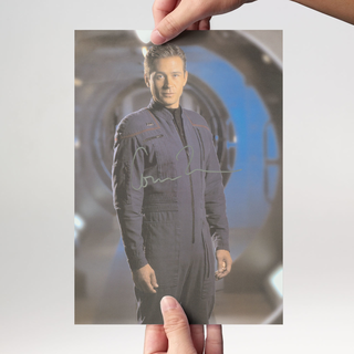 Connor Trineer 1 - Star Trek Enterprise - Originalautogramm mit Echtheitszertifikat