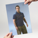 Paul McGillion 3 Stargate Atlantis  - Originalautogramm...