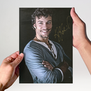 Kyle Schmid Blood Ties - Originalautogramm mit...