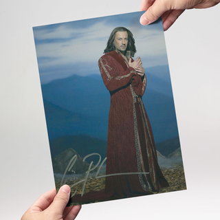 Craig Parker 4 Legend of the Seeker - Originalautogramm mit Echtheitszertifikat