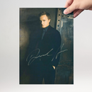 David Anders 2 - Vampire Diaries - Originalautogramm mit...