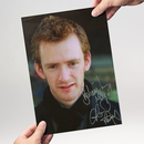 Chris Rankin 2 - Harry Potter - Originalautogramm mit...
