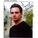 Jamie Yeates - Harry Potter - Originalautogramm mit...