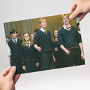 James und  Oliver Phelps 4 - Harry Potter Fred und Georg...