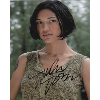 Julia Jones2 - Twilight - Originalautogramm mit Echtheitszertifikat
