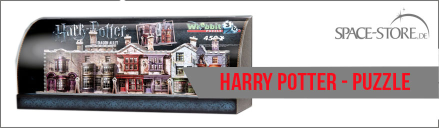 Harry Potter Display Puzzle Winkelgasse