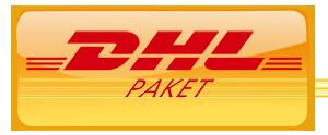 DHL Versand: Paket